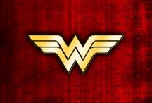 DC Comics: Wonder Woman / by Bill Busha