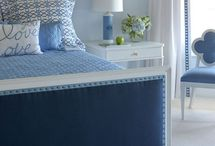 Inspirational Rooms in Blue / Blue