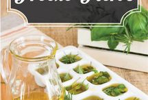 Herbs / Growing, preserving, cooking with, medicinal