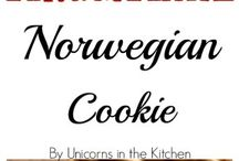 Norwegian  Cookie