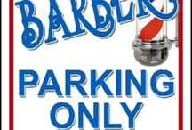 No Parking signs we sell......