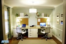 office / by Sara Hyde