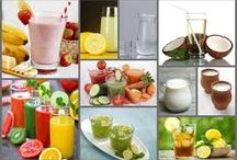 Healthy Food / Recipe's, Ideas and Inspirations to make Healthy food more interesting (and Tasty) !