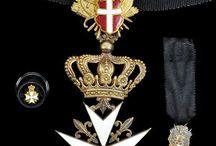 Heraldik, Orden, Wappen, Hist. Embleme