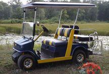 Football-Sports Golf Cart Accessories