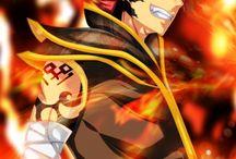 True anime character spirit in moi