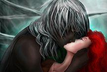 Ilustraciones fantasia fanart - Nekomarudyl
