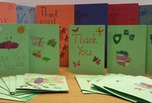 Fan mail / We couldn't resist sharing some of the cards and letters that were sent to us by fans of Flight of the Butterflies.