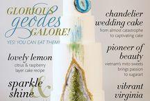Sugar Geode Issue Cake Central Magazine