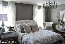 bedroom decor / by Claudia Iosif