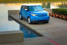KIA Soul EV / Photos of the 2015 KIA Soul EV. KIA's first electric car to hit the marketplace.
