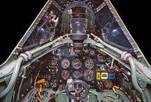 Modeling cockpits
