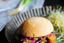 Inspiration Salée ~ Sandwiches & Burgers