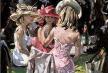 Sherree Valentine Daines / Beautiful Art from Figurative Artist