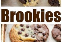 Brookies / Delicious cookies and brownies combined to make Brookies
