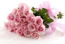 Buchete flori / Buchet trandafiri roz