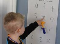 Preschool: my weeks / Ideas foe the weeks I teach preschool.