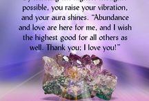 Abundance thoughts