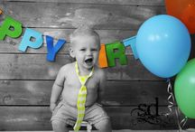 1st birthday photos / by Rebecca Sonnenberg Photography