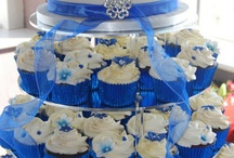 Wedding ideas (royal blue)