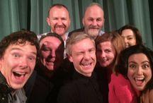 Sherlock BBC Cast