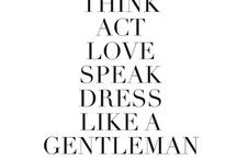 Gentleman's <3