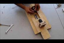 El Yapımı Makinalar / Handmade Machines
