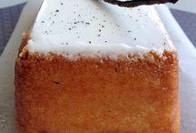 Gâteau à la vanillz