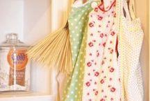 Grandmas apron  / by Donna Cannady