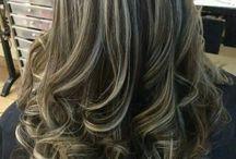 NEW LOOK - GRAY HAIR