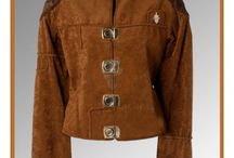 BATTLESTAR GALACTICA COLONIAL WARRIOR LEATHER JACKET