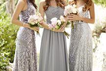 Bridesmaid dresses / Inspiration