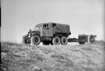 1st Heavy WW2 British Army