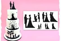 wedding cakes clipart designes