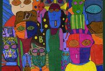 Colourful Arts