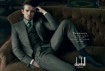 AW14 campaign / Images from our Autumn/Winter 2014 campaign, shot by Annie Leibovitz / by Alfred Dunhill