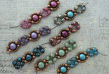Beadwork - by Linda Genaw (Linda's Crafty Inspirations) / http://craftyinspirationbylinda.blogspot.co.uk/