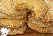 Savoury Biscuits / Αλμυρά μπισκότα
