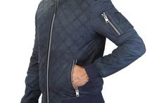 Blue,Biker and Tan Jackets / Leather Jackets - Buy Blue, Biker and Tan Colour Leather Jackets Online