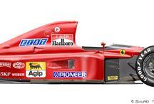 Ferrari Paint