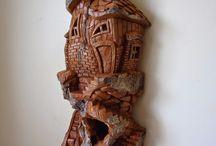 Wood Carving Cottonwood
