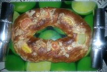 Roscones de Reyes