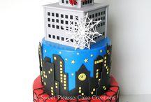 Spider-Man / Inspiration for Aiden's 5th birthday!