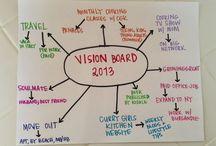 Vision board Niamh