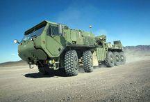 Oshkosh Military Truck