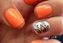 Brynlee's Nails / by Sammie Johnston