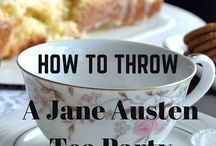 Jane Austen - High Tea