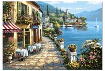 Art- Townscapes