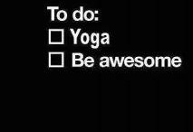 Yoga / by pc graystreet