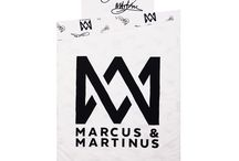Marcus and Martinus